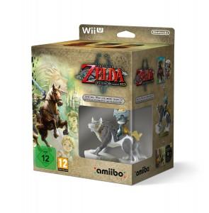 edición limitada de The Legend of Zelda: Twilinght Princess HD