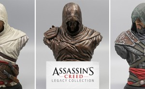 Bustos Legacy Collection de Assassin's Creed