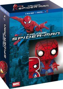 Trilogía Spider-Man Funko POP