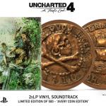 Vinilo Uncharted 4