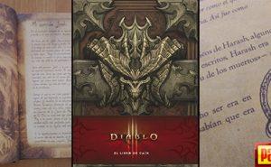 Diablo 3: El Libro de Cain, de Panini Comics