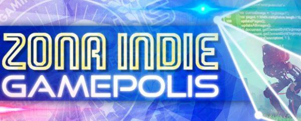 Nueva Zona Indie en Gamepolis 2016