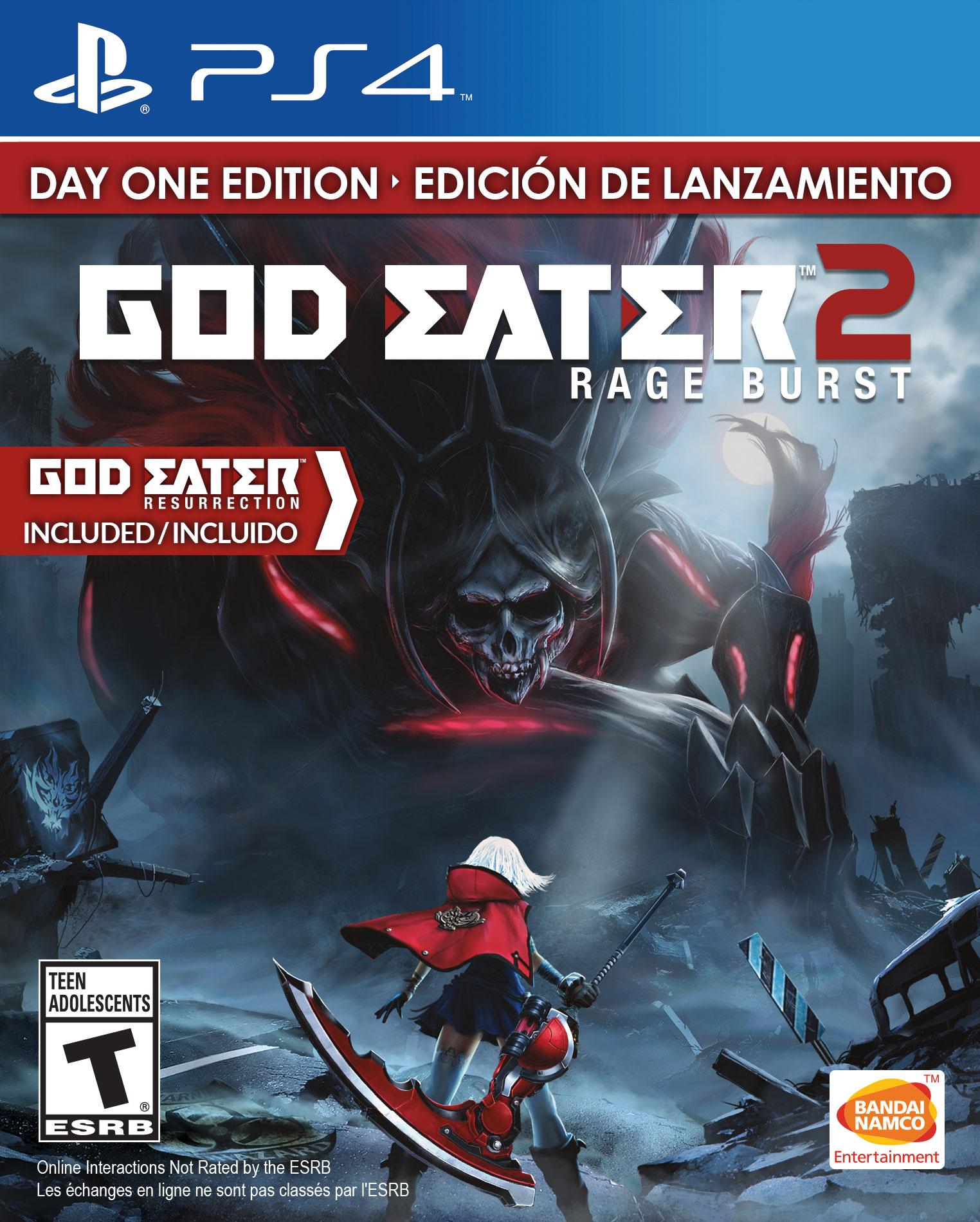 God Eater 2 Day One