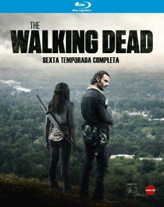 Temporada 6 en Blu-ray de The Walking Dead