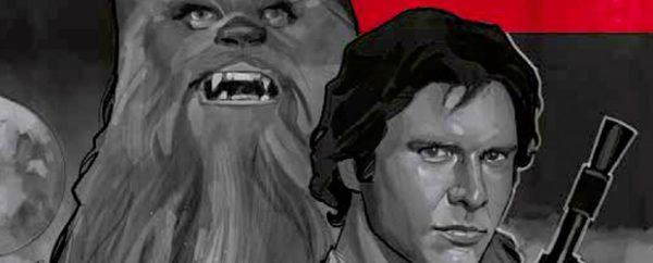 Star Wars La Huída del Contrabandista