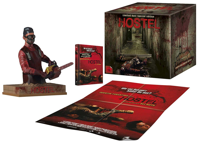 Hostel – Edición Especial Limitada con Figura