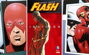 Flash Ignición, de ECC Ediciones