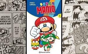 Super Mario Aventuras, de Yukio Sawada