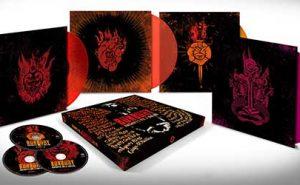 Bunbury Archivos Vol.1 y 2 en Deluxe Box Set