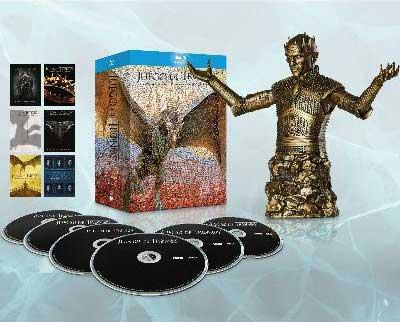 Juego de Tronos Pack Temporadas 1 a 6 Edición Limitada con Figura