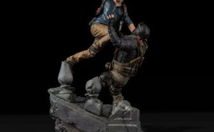 Uncharted 4 Nathan Drake Limited Edition Figure
