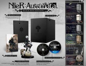 Black Box Edition de Nier: Automata