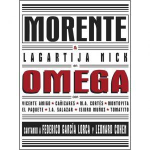 Omega Edición 20 Aniversario Super Deluxe Box Set