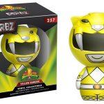 Funko Dorbz del Power Ranger Amarillo