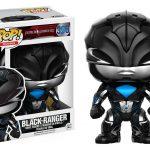 Funko Pop Movies del Power Ranger Negro