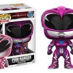 Funko Pop Movies del Power Ranger Rosa