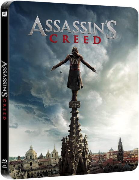 Zavvi anuncia las reservas del steelbook de Assassin's Creed