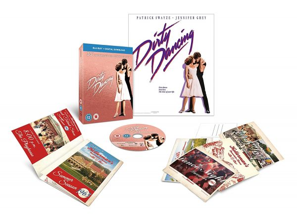 Dirty Dancing Edición 30 Aniversario en Reino Unido