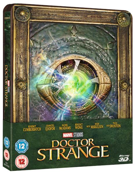 Abiertas las reservas para la edición metálica de Dr. Strange