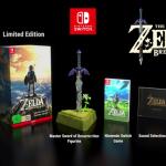 Edicion Especial Zelda Breath of the Wild Europa