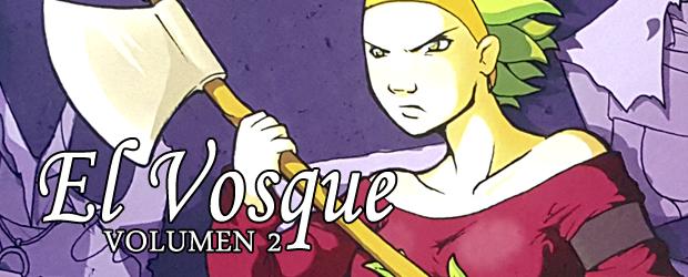 Reseña del cómic El Vosque – Volumen 2