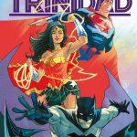 Cómic Batman Wonder Woman Superman: Trinidad