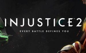 Injustice 2 Cabecera