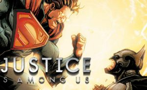 Injustice Gods Among Us Año 1