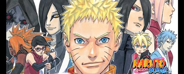 Reseña de Naruto Gaiden de Planeta Cómic