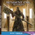 Steelbook de Resident Evil: Afterlife, Project Pop Art