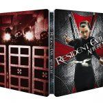 Resident Evil: Afterlife Amazon Steelbook