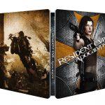 Resident Evil: Apocalypse Amazon Steelbook