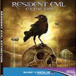 Steelbook de Resident Evil: Extinction, Project Pop Art