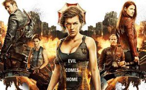 Milla Jovovich en Resident Evil: The Final Chapter