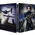 Resident Evil: Retribution Amazon Steelbook