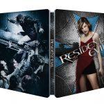 Resident Evil Amazon Steelbook