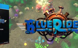 Cabezera Blue Rider