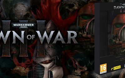 Edición limitada de Warhammer 40.000: Dawn of War 3
