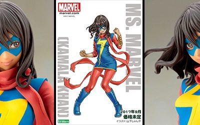 Figura de Ms. Marvel (Kamala Khan) -Colección Bishoujo-