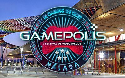 Resumen de Gamepolis 2K17 (5º Edición)