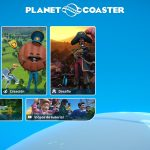 Planet Coaster Menu