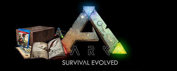 Ark: Survival Evolved y sus ediciones físicas