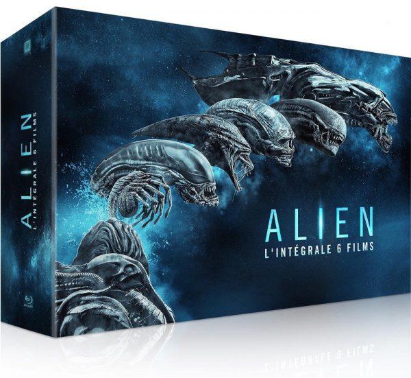 Edicion Integral Coleccionista de Alien