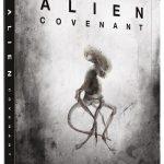 Steelbook de Alien: Covenant