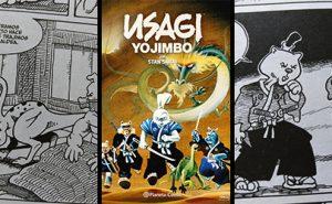 Usagi Yojimbo, de Stan Sakai