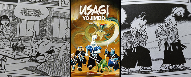 Reseña del Volumen 1 de Usagi Yojimbo de Planeta Cómic