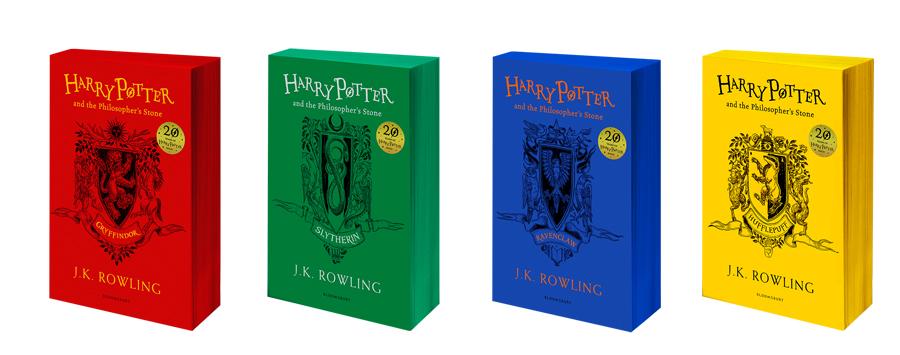 Resultado de imagen para harry potter y la piedra filosofal libro edición 20 aniversario