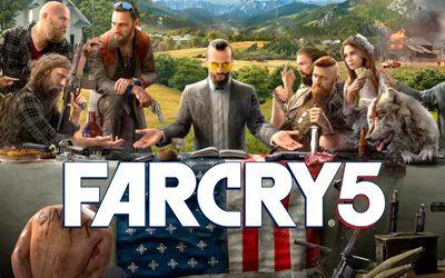 Todas las ediciones de Far Cry 5