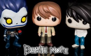 Death Note Funkos