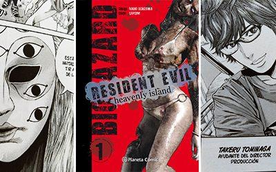 Reseña de Resident Evil: Heavenly Island #01 de Planeta Cómic